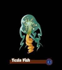 Tesla Fish