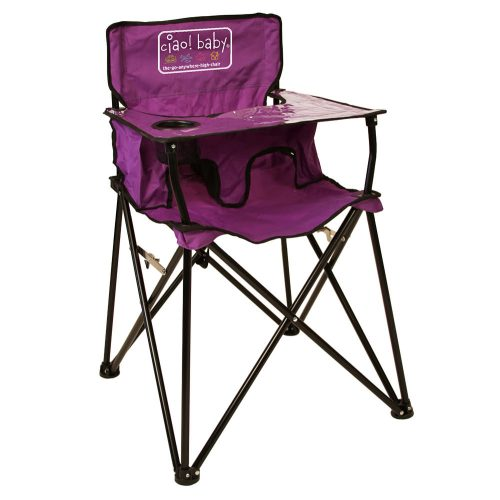 Medium Of Folding High Chair