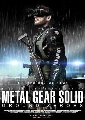 Metal Gear Solid: Ground Zeroes alla GDC 2013