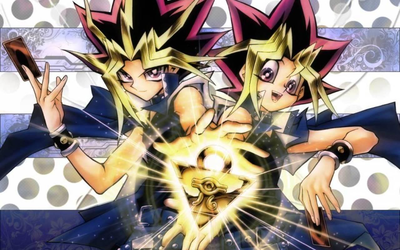 Novos jogos de Yu-Gi-Oh!. estão vindo chegando