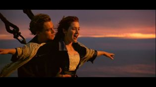 TITANIC (1997): #1 Top U.S. Grossing Romance Title