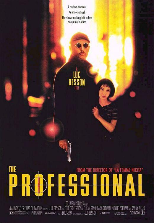Poster do filme The Professional