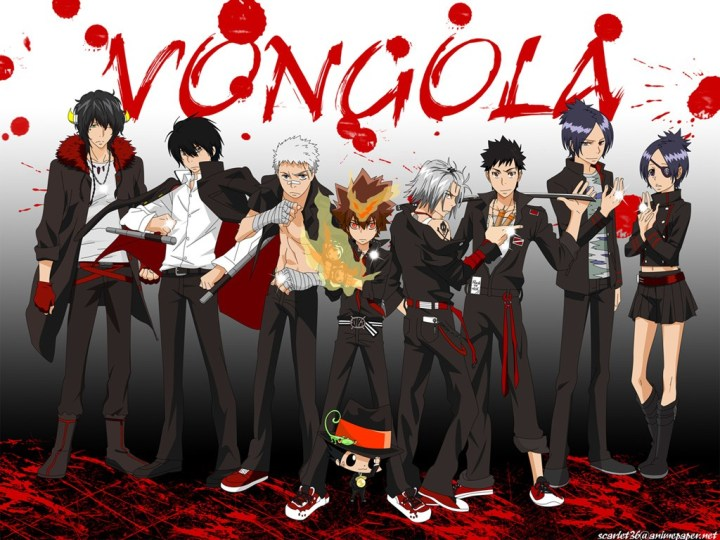 Katekyo Hitman Reborn Vongola Family.10 Fotos De Happy New Year 2014