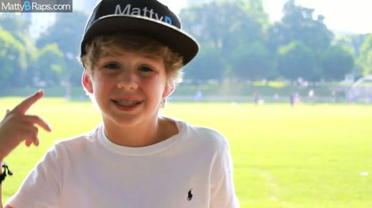 Matty b raps mattybraps fun we are young ft janelle mon225e how old