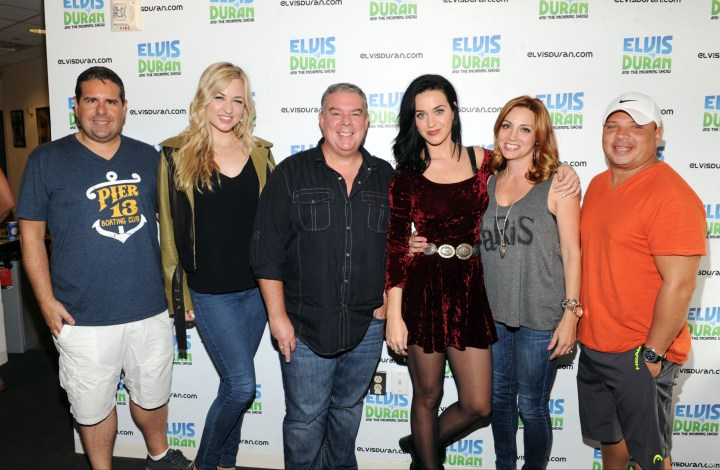 And The Morning Show On New YorkS Z100. Elvis Duran Morning Show Crew ...