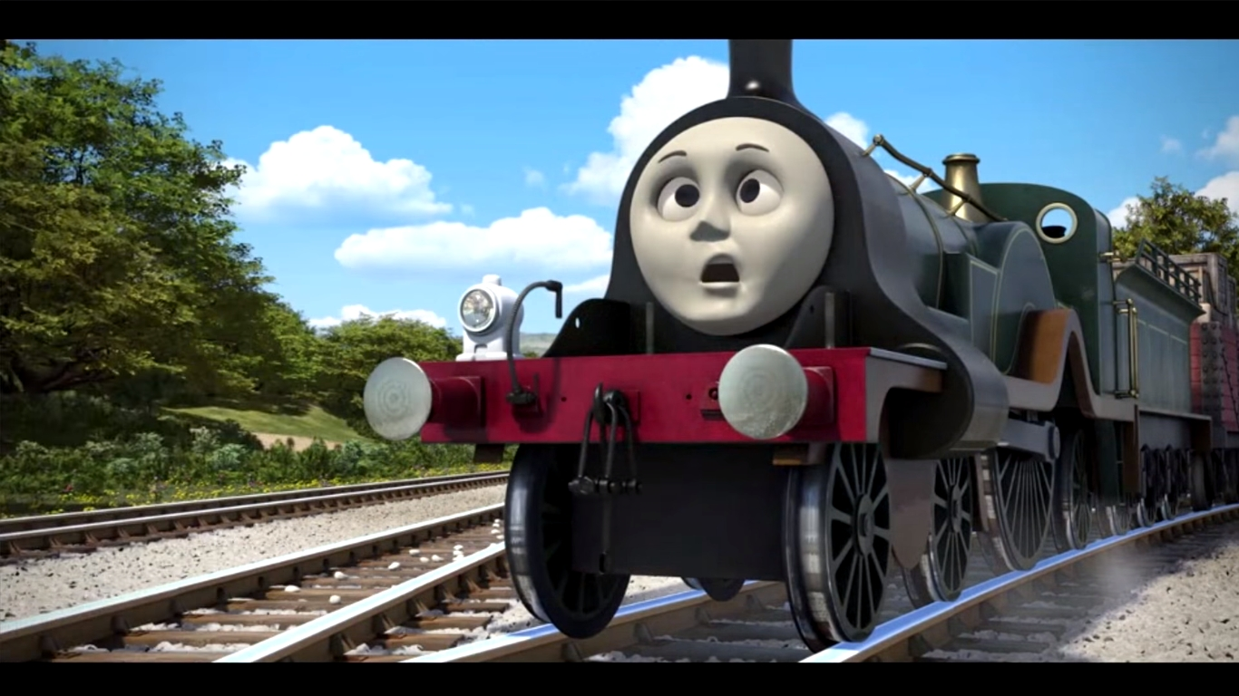 Showy Thomas Tank Engine Images Emily Bubbling Boilers Hd Wallpaper Andbackground Photos Thomas Tank Engine Images Emily Bubbling Boilers Hd Wallpaper baby Thomas And Friends Emily