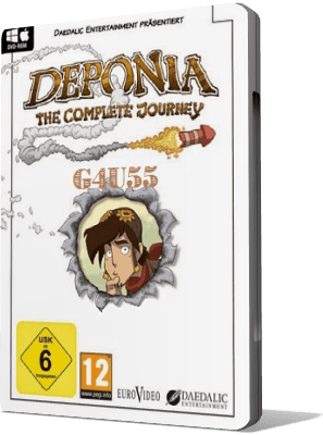 [PC] Deponia: The Complete Journey (2014) - FULL ITA