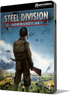Steel Division Normandy 44 - Update Build 82002 DOWNLOAD PC ENG (2017)