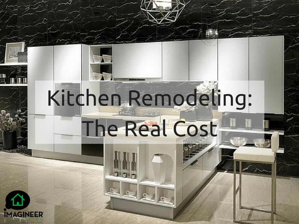 what does it cost to remodel a kitchen cost of remodeling kitchen the real cost of kitchen remodeling