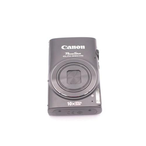 Medium Crop Of Canon Powershot Elph 330 Hs