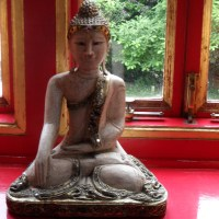 Religious London: Buddhapadipa Temple Wimbledon