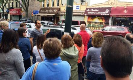 My 1st NYC food & neighborhoods tour