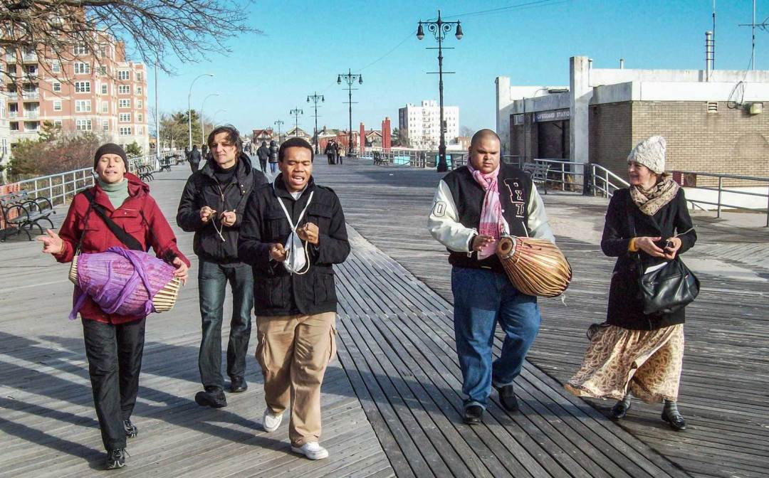Brighton Beach Boardwalk Brooklyn