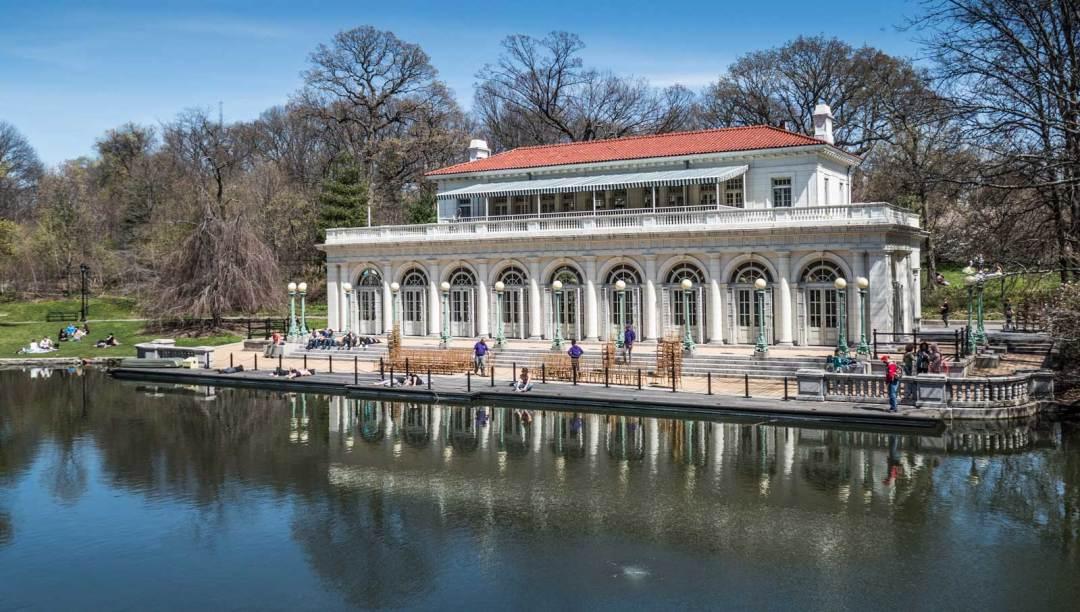 Boathouse Prospect Park Brooklyn