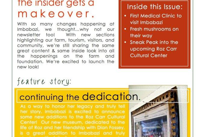 Newsletter July-Sept 1