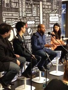 Social Media Week Chicago 2012 - Warhol Meets Social Panel