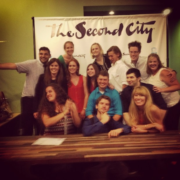 Second City Improv Class