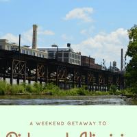 Weekend Getaway to Richmond, Virginia
