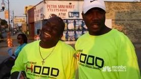 Project Hood Volunteers