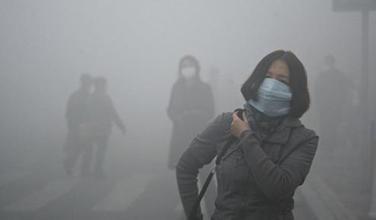 PM2.5による空気汚染でマスクが必須アイテムとなった中国:tianjincninfo.jugem.jpより引用
