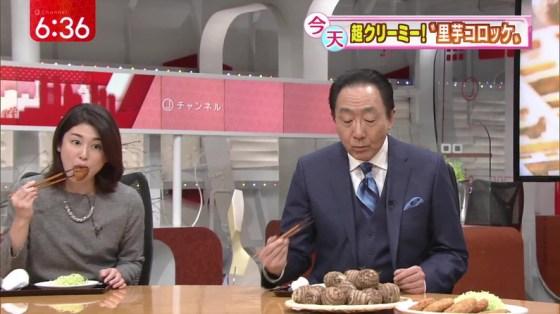 【擬似フェラキャプ画像】まるで男性器を咥えるかのように食レポしちゃうタレント達w 20