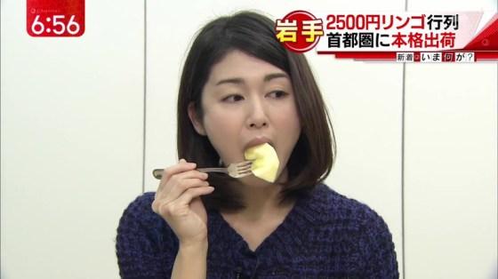 【擬似フェラキャプ画像】可愛い顔したタレント達がそんな卑猥な顔して食レポするんだw 14
