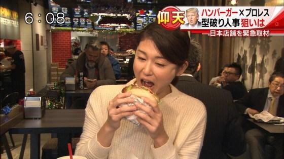 【擬似フェラキャプ画像】可愛い顔したタレント達がそんな卑猥な顔して食レポするんだw 18