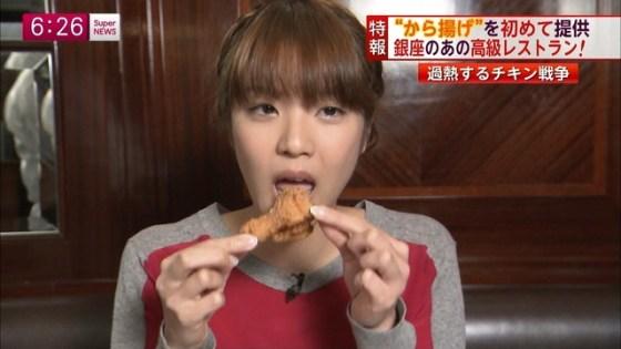 【擬似フェラキャプ画像】食レポしてるタレント達の表情がフェラ顔にしか見えないんだがw 22
