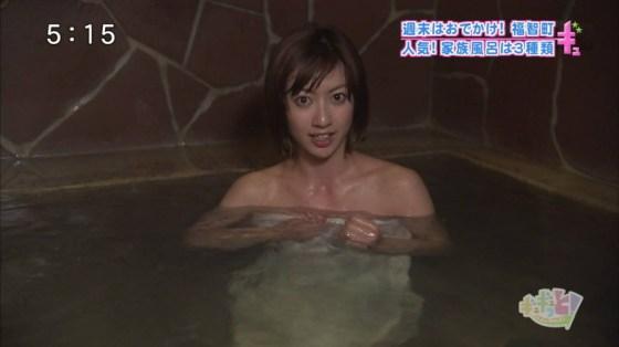 【温泉キャプ画像】この季節こんな巨乳の美人なタレントさんと一緒にお風呂入れたら最高だろうなw 06