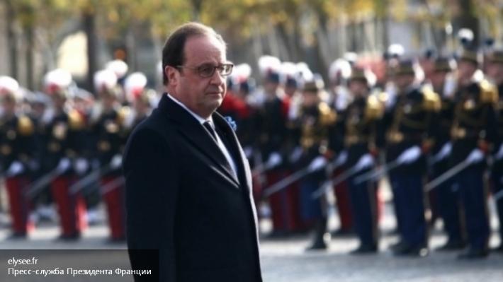Французы нехотят видеть Олланда президентом— Опрос