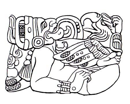 индейские рисунки трафареты узоры индейцы