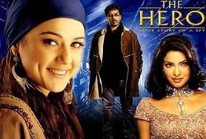 The Hero: Love Story of a Spy