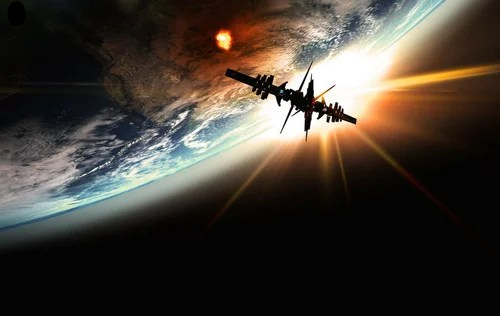 US Tests Space Weapon: Back to Star Wars