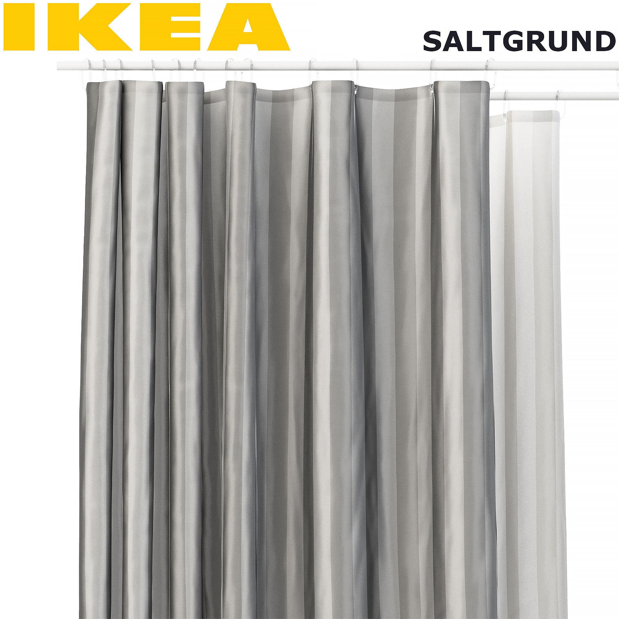 Distinctive Ikea Saltgrund Shower Curtains Set Model Max Obj Fbx Mtl Ikea Saltgrund Shower Curtains Set Cgtrader Ikea Shower Curtains Hk Ikea Shower Curtains Uk houzz-03 Ikea Shower Curtains