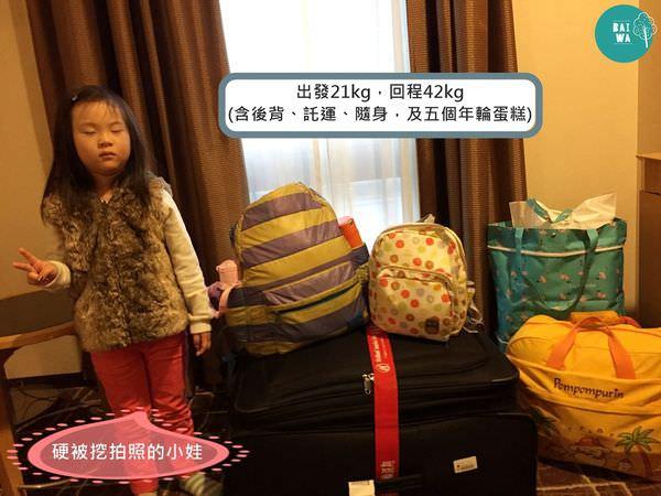 【沖繩親子自由行】一月年度折扣季的Outlet 與 Birthday,媽媽失心瘋的戰利品