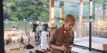 京都旅行|渡月橋旁最愜意咖啡廳% Arabica