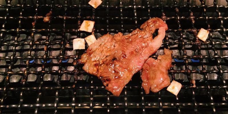 東京美食|超人氣的日本必吃燒肉敘敘苑,划算的午間套餐