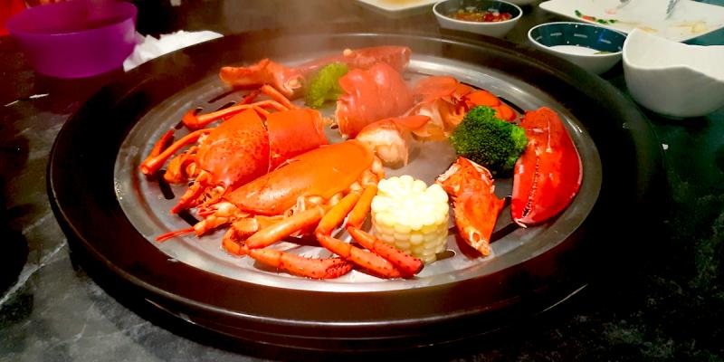 台北美食|漉 海鮮蒸氣鍋,好吃又新鮮的豐富海鮮(含影片分享、菜單、店家資訊)