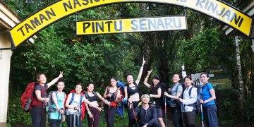 爬山 印尼龍目島RINJANI火山三天兩夜登頂行 - DAY3 最後衝刺,好吃的印尼炒麵和崩潰雨林