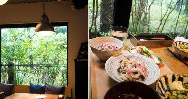 東京兩國⎮庭園裡的日式健康食堂 Kanoya Athlete Restaurant