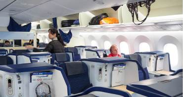 心得分享⎮ANA 全日空航空 787-9商務艙(HND-YVR)