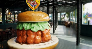 【北海道函館】幸運小丑漢堡 Lucky Pierrot 大型主題餐廳