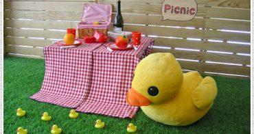 【台中】I Picnic早午餐 與黃色小鴨野餐趣(已歇業)