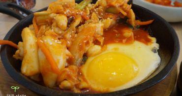 【台中南屯】小日籽韓食館-小菜無限供應的韓式定食