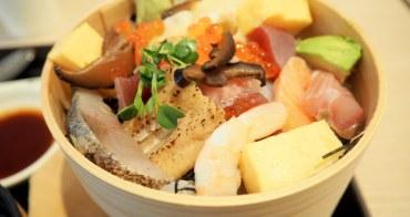 【千葉木更津 】三井OUTLET PARK わっぱ茶屋 かわな 海鮮丼/蕎麥麵