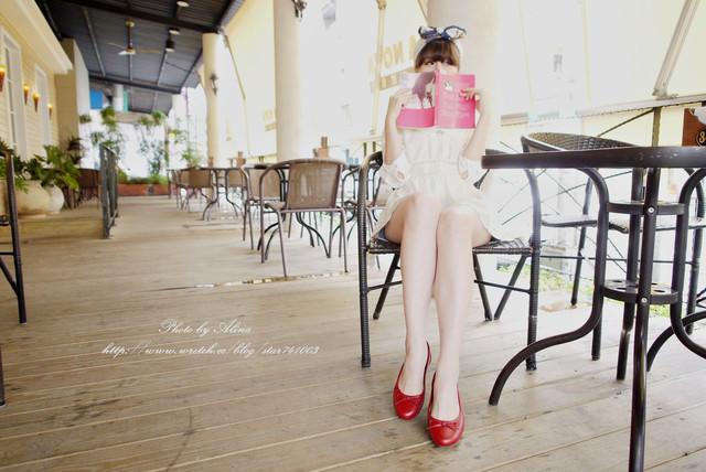 【鞋子】SONIA國民時尚女鞋~霧面羊紋豆豆鞋