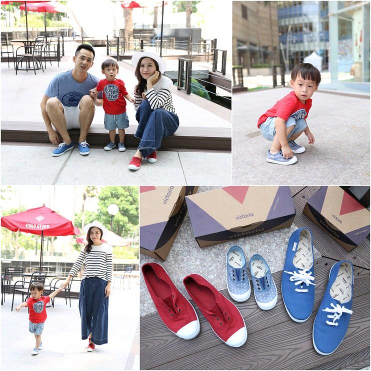 【團購】屬於我們第一雙時尚兼具舒適的親子鞋~♥Victoria休閒鞋