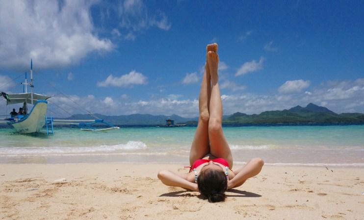 【菲律賓】Day4 ☼☼繼續享受陽光、浮淺、浪漫海灘午、晚餐☼☼