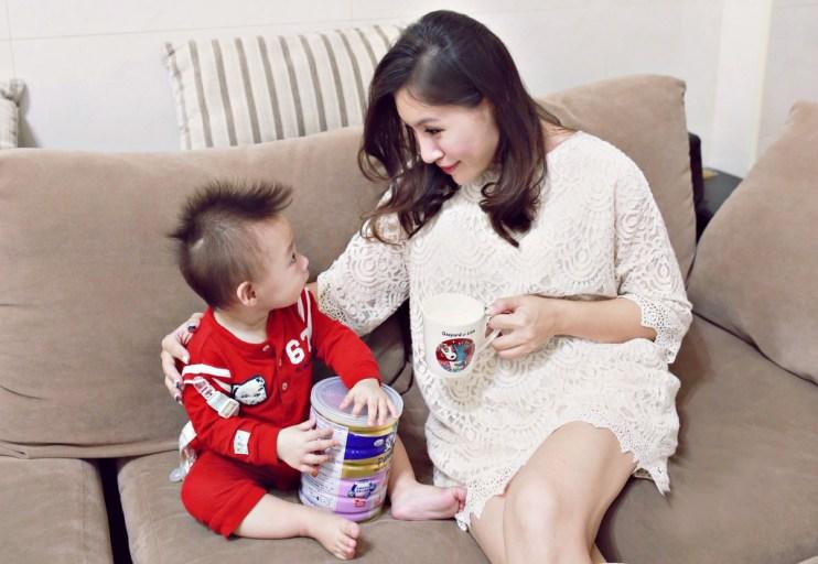 【生活】調養身體準備生二寶❤Anmum安滿孕媽媽奶粉