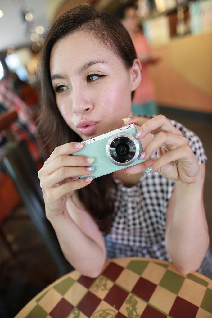 【3C】記錄我的生活點滴~輕巧時尚SAMSUNG NX mini